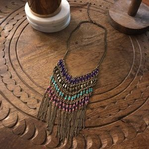 Urban Outfitters Beaded Necklace